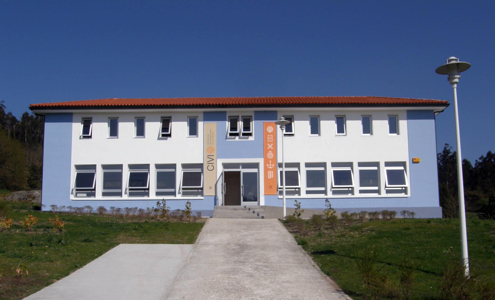 Centro de Interpretación de Villestro (Santiago).