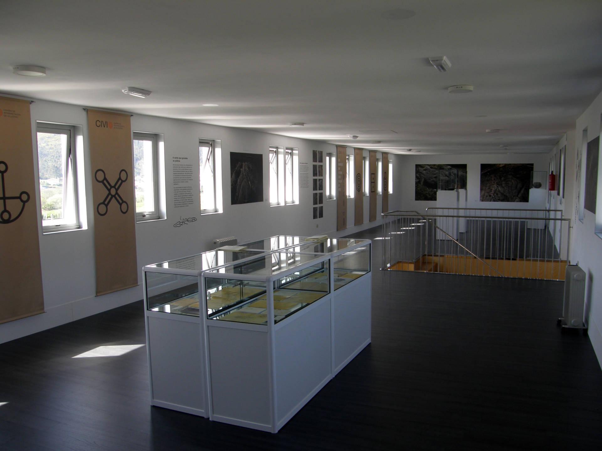 Exposición en el CIVI.