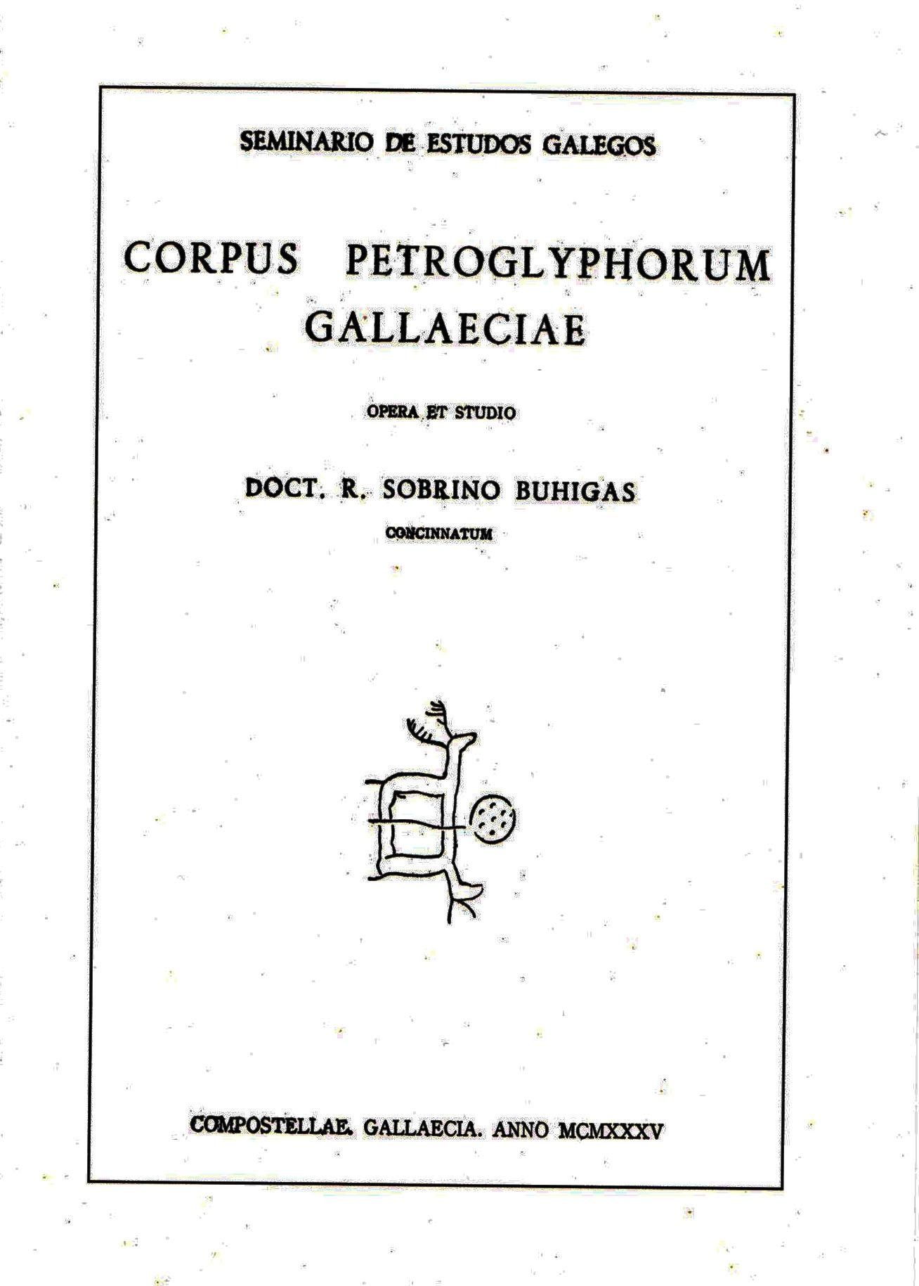 Corpus Petroglyphorum 1935.