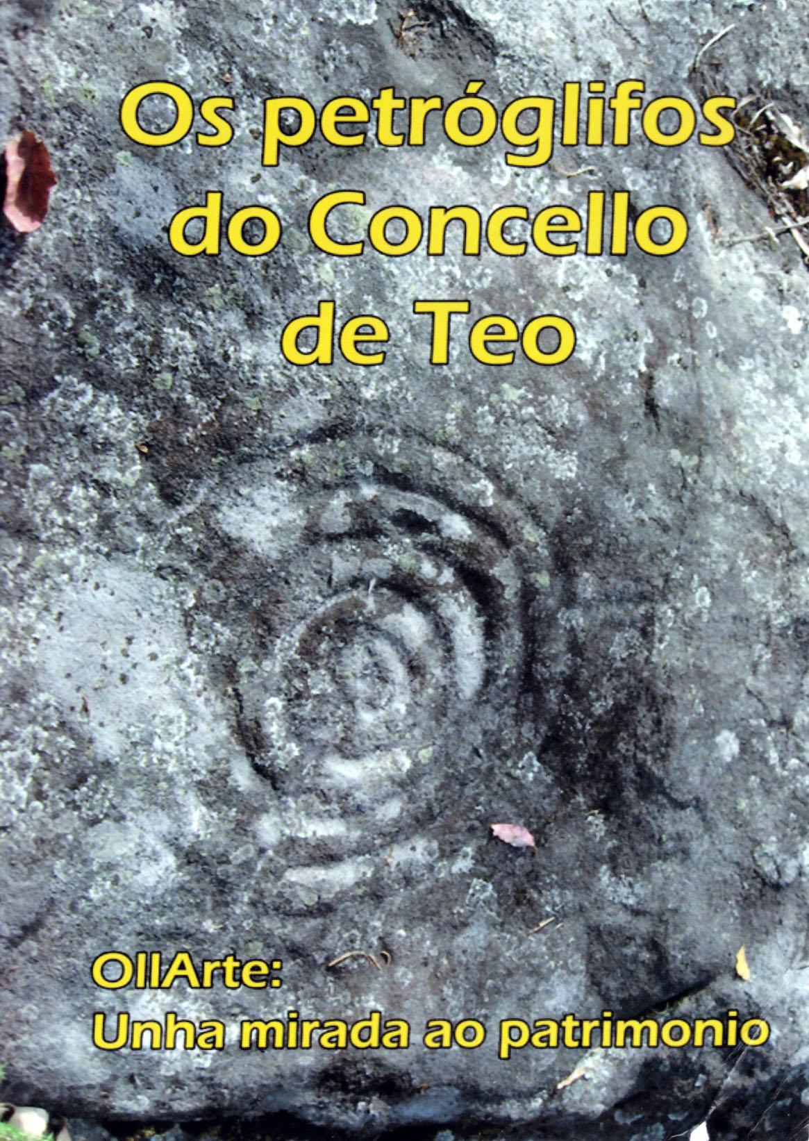 Guía «Os Petróglifos de Teo» 2008.