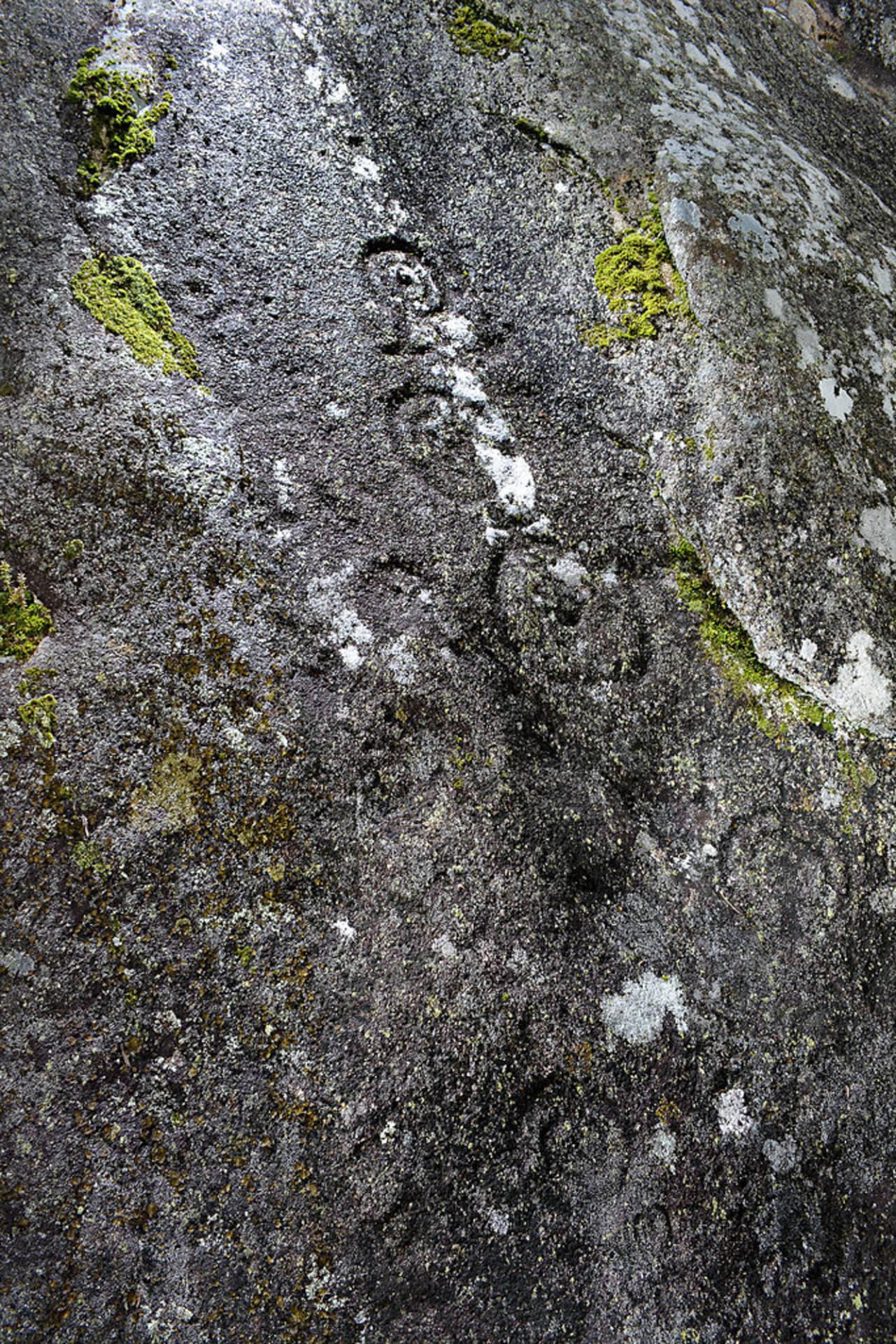 Pedra que Fala. Círculos.©Colectivo a Rula